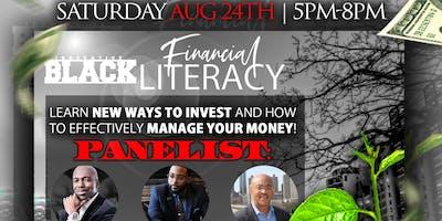 Financial Literacy Mixer