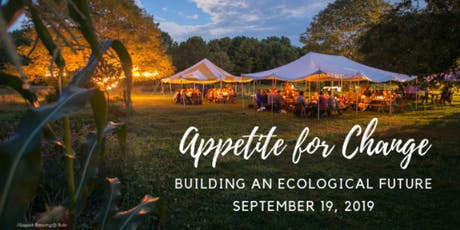 Appetite for Change: Building an Ecological Future tickets