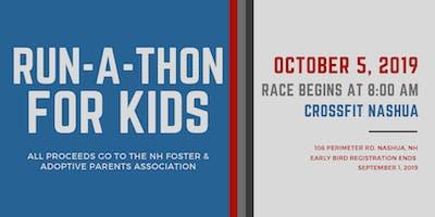 Run-A-Thon For Kids!
