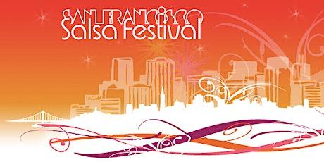 12th Annual San Francisco Salsa Festival tickets