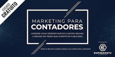 Marketing para Contadores: Como atraer nuevos clientes y dejar de vivir de referidos, sin tener que bajar tus precios