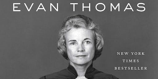 "ULCC Presents Evan Thomas, author of ""First: Sandra Day O'Connor"""