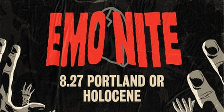 Emo Nite at Holocene Presented by Emo Nite LA tickets