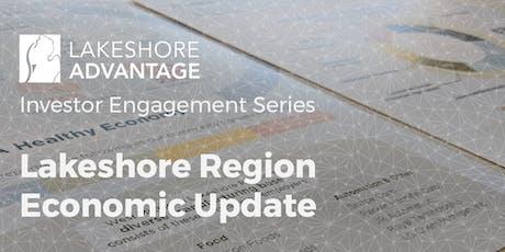 2019 Lakeshore Region Economic Update tickets