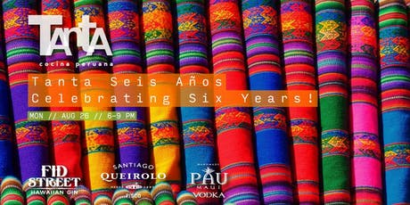 Tanta Seis Años: Celebrating Six Magnificent Years tickets
