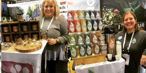 Natural Products Expo West Oregon Booth Share Applications