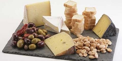 Wine and Cheese Paring & Mediterranean Cooking with Local Products