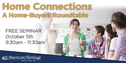 Home Connections - A Home-Buyers Roundtable