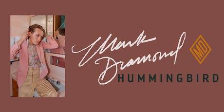Mark Diamond tickets