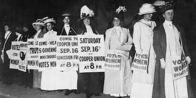 Women's Right to Vote Program and Party
