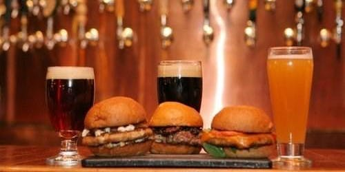 Thrive's Burgers and Beer!
