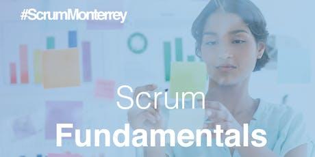 Scrum Fundamentals Monterrey tickets