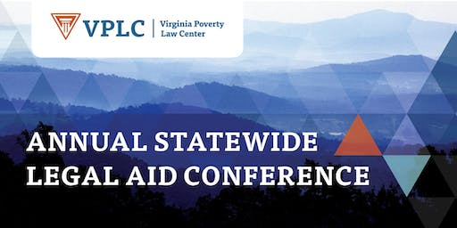 2019 Annual Statewide Legal Aid Conference - JAG Military Registration