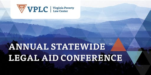 2019 Annual Statewide Legal Aid Conference - Legal Aid Office Registration