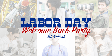 Labor Day Welcome Back Party! tickets