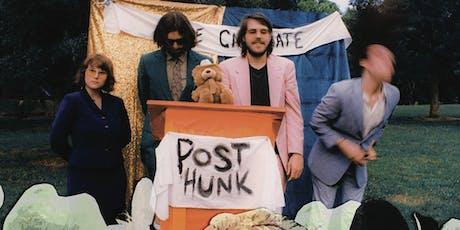 POST HUNK w/ Secret Nudist Friends & Fun Isn't Fair tickets