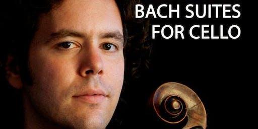 Guy Fishman-Bach Suites for Cello