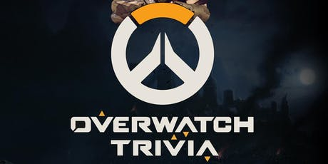 Overwatch Trivia tickets