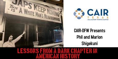 Lessons From a Dark Chapter in American History tickets