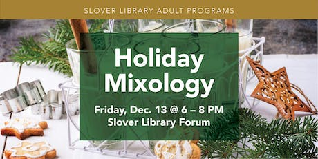 Holiday Mixology tickets