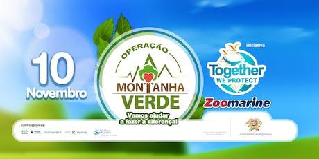 Operação Montanha Verde - Silves bilhetes