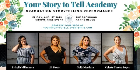 Your Story to Tell Academy - Graduation Performance tickets