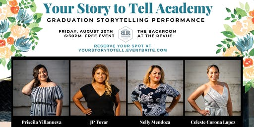 Your Story to Tell Academy - Graduation Performance