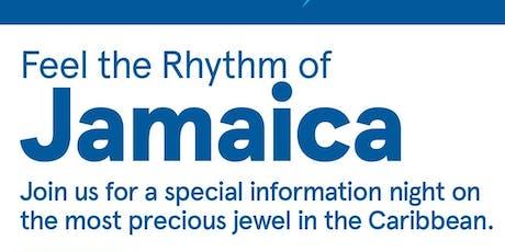 Feel the Rhythm of Jamaica tickets