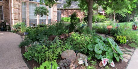 Personal Gardens: Shade Xeriscaping with Paula Spletter tickets