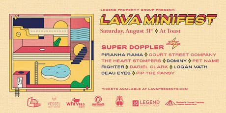 LAVA MiniFest tickets