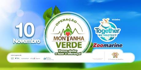 Operação Montanha Verde - S. B. Alportel tickets