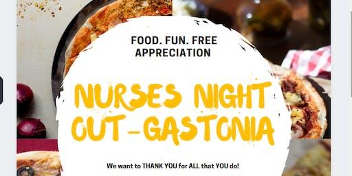 Nurses Night Out-GASTONIA