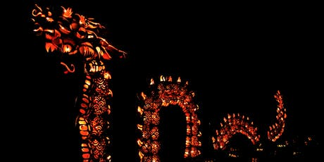NYC Wild! Now Get Out (Extra $): Great Jack O'Lantern BLAZE, Croton-On-Hudson NY Photography Ramble tickets