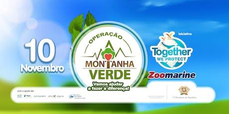 Operação Montanha Verde - Tavira tickets