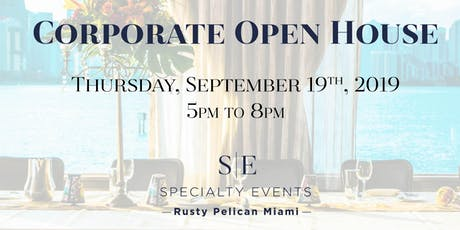 Rusty Pelican Corporate Open House and Mixer tickets