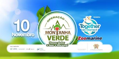 Operação Montanha Verde - Loulé tickets
