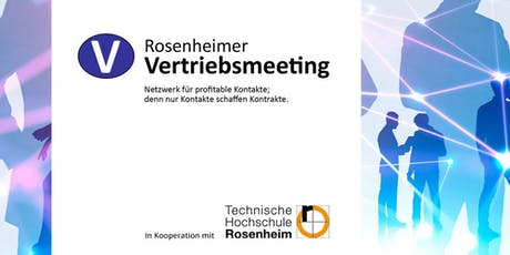 Rosenheimer Vertriebsmeeting 2019 Tickets