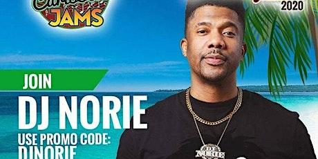 DJ NORIE in NEGRIL JAMAICA  tickets