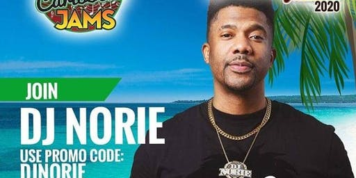 DJ NORIE in NEGRIL JAMAICA