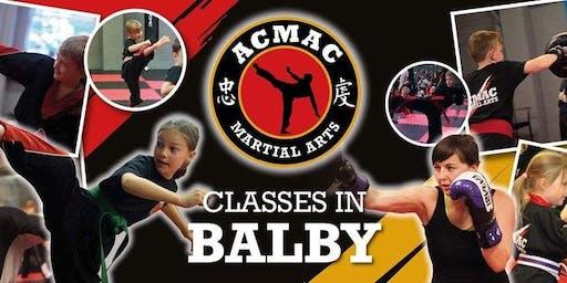 Back to School Martial Arts