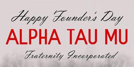 Alpha Tau Mu Fraternity Inc 1st Annual Ball