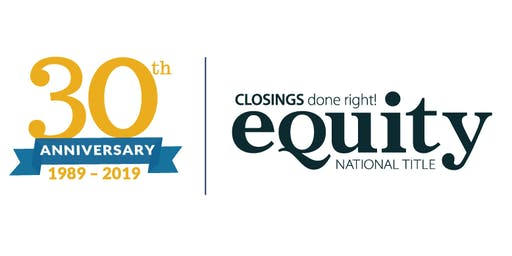 Equity National Title's 30th Anniversary Celebration