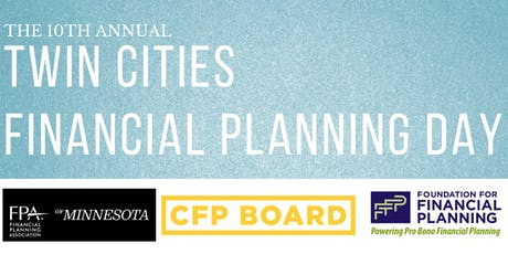 Twin Cities Financial Planning Day 2019 tickets