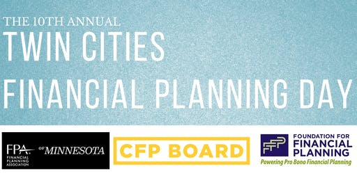 Twin Cities Financial Planning Day 2019