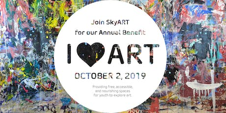 I ♥ Art 2019 tickets