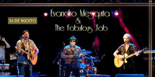 Café Society apresenta: Evandro Mesquita & The Fabulous Tab