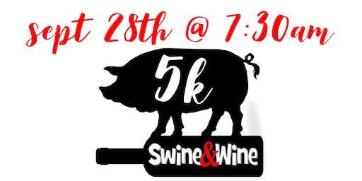 Wine & Swine 5k - Run Walk
