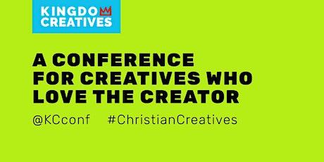 Kingdom Creatives Con 2020 tickets