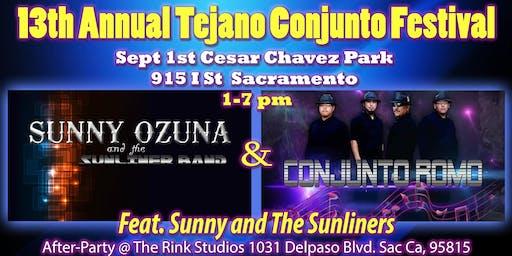13th Annual Tejano Conjunto Festival