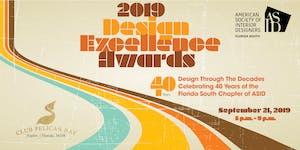 2019 Design Excellence Awards Gala (Naples)
